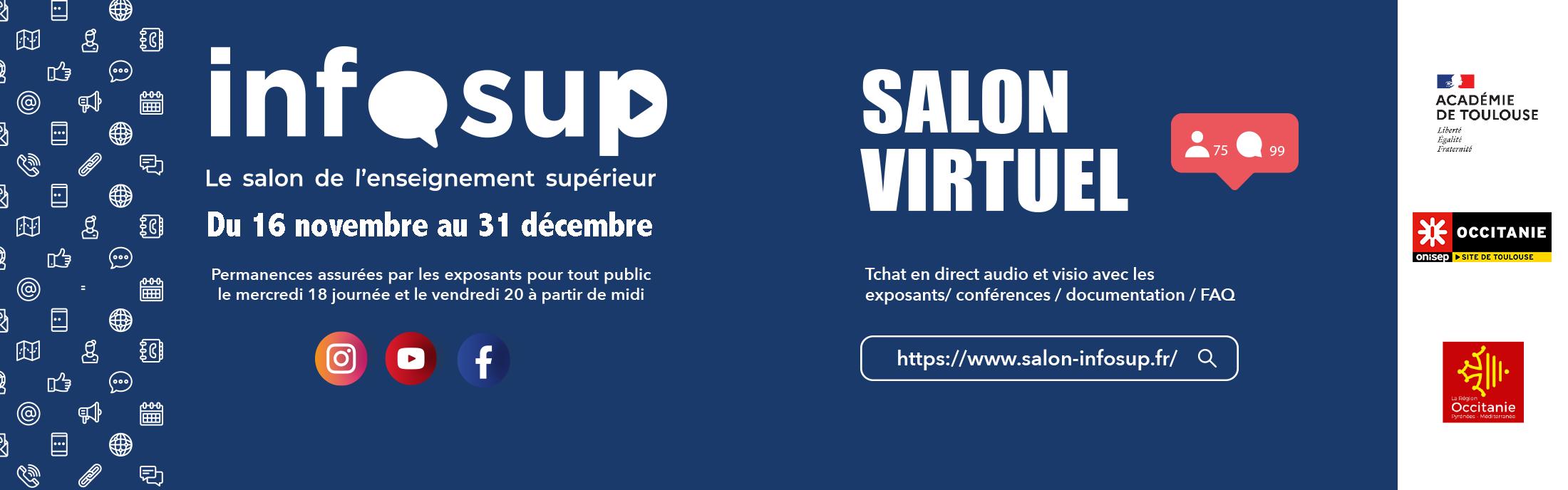 salon Infosup virtuel